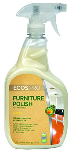 Polish Six - ECOS PRO PL9731/6 Furniture Polish (Pack of 6)