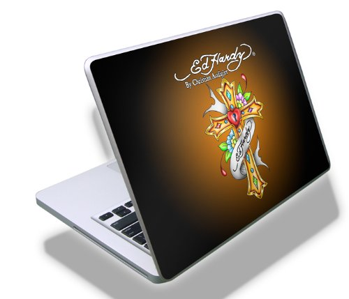 Ed Hardy Limited Edition Notebook Skin (Love Cross)