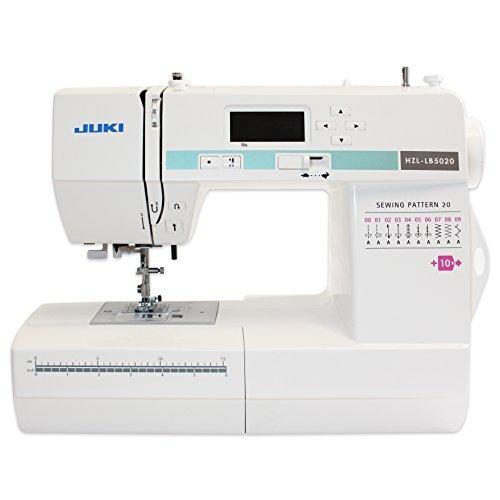 - Juki HZL-LB5020 Computerized Sewing Machine