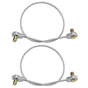 Amazon.com: US- Pro-Po Parts Shop - Cable de elevación para ...