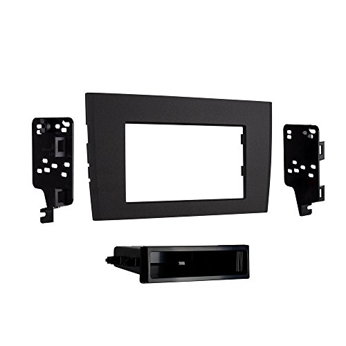 Metra 99-9228B Single/Double DIN Dash Kit for 2003 - 2014 Vo