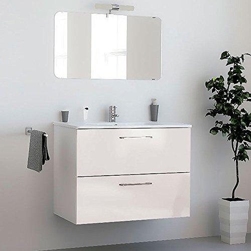 Randalco Happy Modern Bathroom Vanity Set: Vanity + Count...