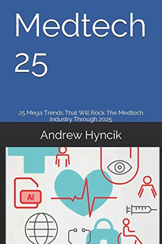 Medtech 25: 25 Mega Trends That Will Rock The Medtech Industry Through 2025