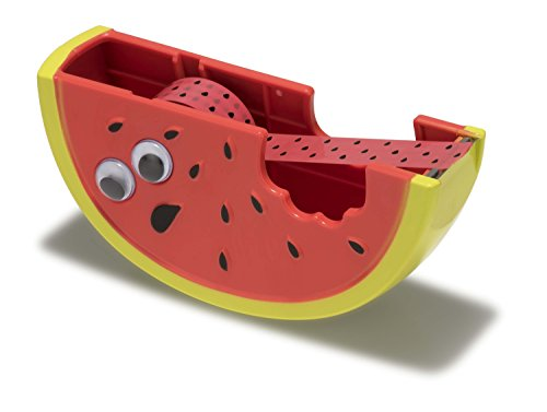 Vibe Squad Watermelon Tape Dispenser (Plastic Tape Dispenser)