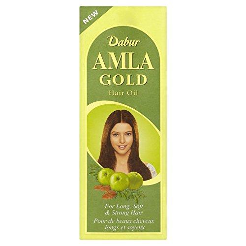 Dabur Amla Gold Hair Oil, 300 Ml Bottle