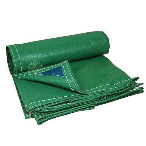 MEIDUO ターポリン ヘビーデューティ厚い材料ターポリンPVC防火布防水防水防水日保護 for outdoor (色 : B, サイズ さいず : 5mx5m) B07FFMMSML 5mx5m B B 5mx5m