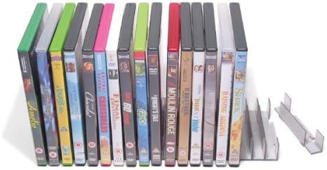 DVD Storage Rack - modular DVD organiser (40 capacity)