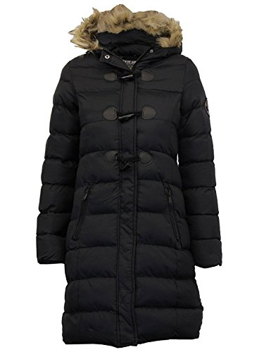 mujer para TreeOutlet mujer negro TreeOutlet negro TreeOutlet para Chaqueta Chaqueta TwqxIg6