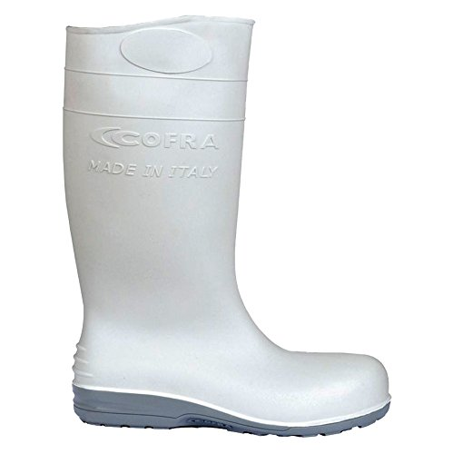 """Cofra 00310–003.w40Talla 40S5SRC–zapatos de seguridad de """"Eclypse, color blanco"""