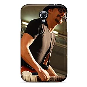 Great Hard Phone Cases For Samsung Galaxy S4 With Custom Beautiful Kid Rock Band Series AshleySimms