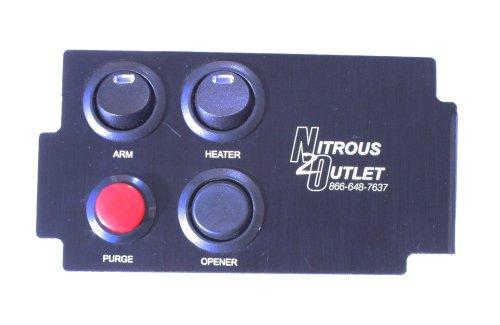 Nitrous Outlet 93-97 Camaro Automatic Ashtray Switch Pane ()