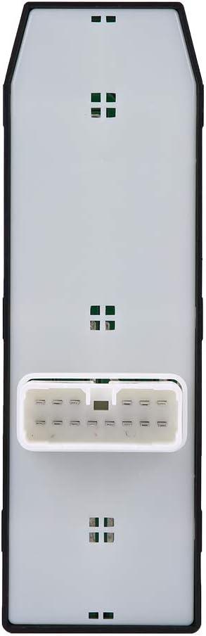 Akozon commutateur Principal de Commande de commutateur /électrique de fen/être de Voiture Interrupteur Principal de fen/être 96552814