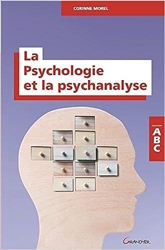 Lire ABC de la psychologie et de la psychanalyse epub, pdf