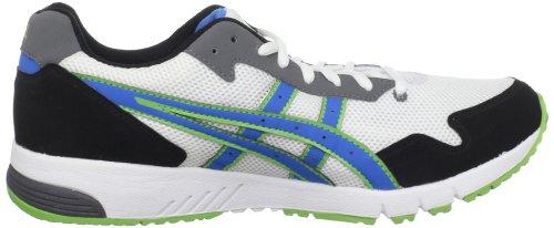 Asic Mens Gel-clayton Sport Stil Sneaker Vit / Blå
