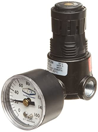 Dixon R03 02rg Wilkerson Miniature Regulator With Gauge 1