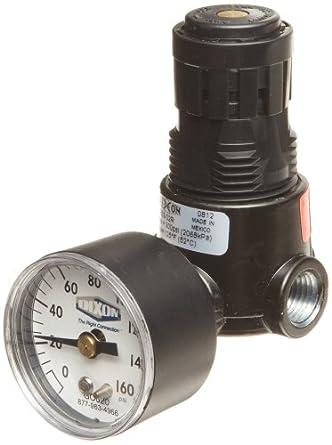 Dixon R03 02rg Wilkerson Miniature Regulator With Gauge 1
