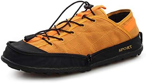[MTKCNTL] ウォーターシューズ ファスナー付き折りたたみ式 軽量 携帯 アウトドアシューズ 運動 スポーツシューズ 大きいサイズ トレッキング シューズ 男女兼用 防滑 登山靴