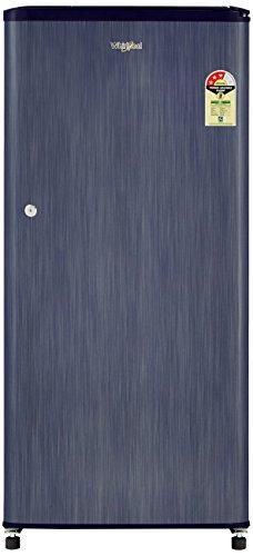 Whirlpool 190 L 3 Star Direct Cool Single Door Refrigerator WDE 205 CLS Plus 3S, Sapphire Titanium