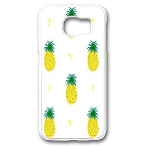 New Fashion PinePattern Hard PC Case Skin Cover For Samsung galaxy S6 by mcsharks