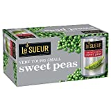 Le Sueur Very Young Small Sweet Peas 15 oz. can, 8 ct. (pack of 4) A1