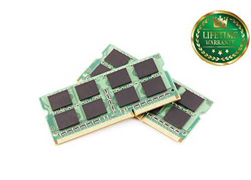 CenterNEX® 2GB Memory KIT (2 x 1GB) For HP-Compaq 500 Notebook Series 510 (GLE960) 510 (GME965) 511 515 516 540 HP 514. SO-DIMM DDR2 NON-ECC PC2-6400 800MHz RAM Me - Compaq 515 Notebook