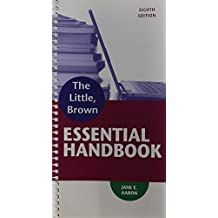 Little, Brown Essential Handbook, The,  with MyLab Writing -- Access Card Package (8th Edition) (Write On! Pocket Handbooks and Pearson Writer)