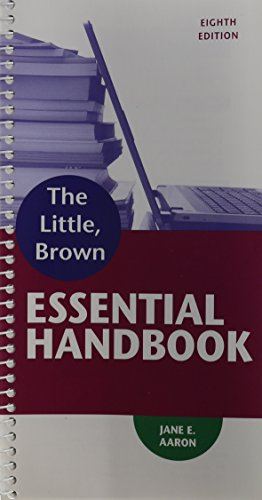 little-brown-essential-handbook-the-with-mywritinglab-access-card-package-8th-edition-write-on-pocke