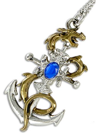 lost-treasures-of-albion-drakes-leviathan-for-luck-fearlessness-pendant-charm-amulet-talisman