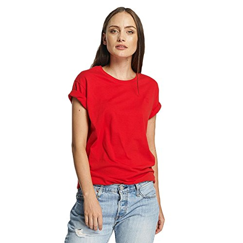 Cyprime Mujeres Ropa superior / Camiseta Platinum Oversized Rojo