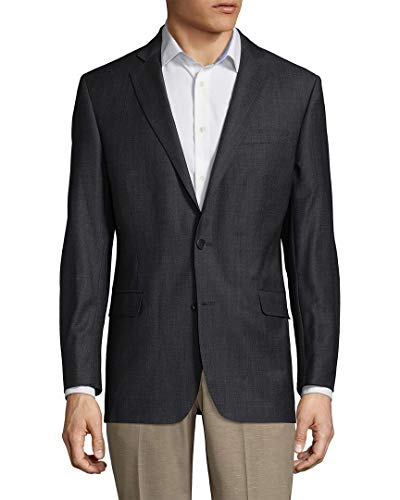 Brooks Blazer - Brooks Brothers Mens Solid Wool Sportcoat, 42R