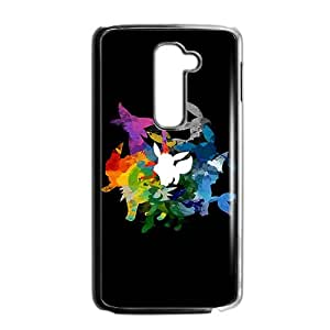Abstract Art Black LG LG2 case