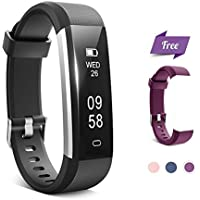 Loping Fitness Tracker, Waterproof Activity Tracker with...