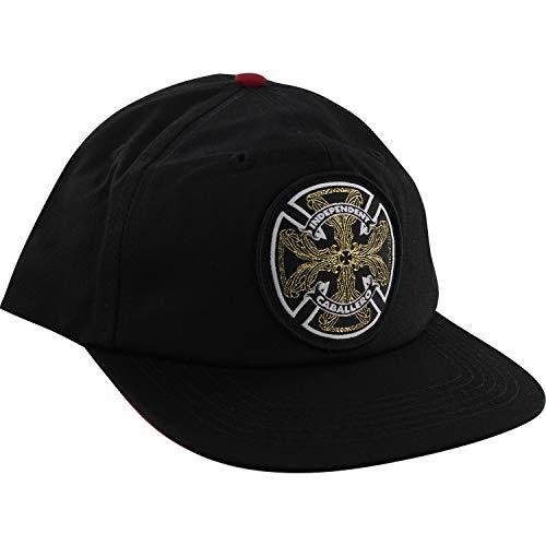 ballero Flourish Black Hat - Adjustable ()