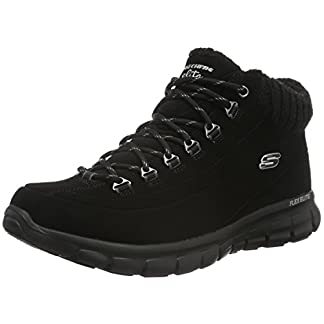 Skechers Girl's Synergy-winter Nights Boots 20