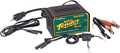 Battery Tender Battery Management System 5 Bank Charger - 12V @ 2A - One Size