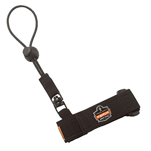 Squids 3115 Adjustable Wrist Tool Lanyard with Loop End, Small/ Medium, 2 (Wrist Tether)