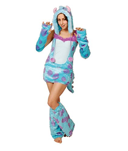 Monsters Inc Sulley Costume -- Women's Adult (Sulley Monsters Inc Costume Adults)