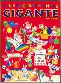 El Libro De Las Ventanitas Gigante Cofre Encantado Spanish Edition 9788427240933 Wolf Matt Books