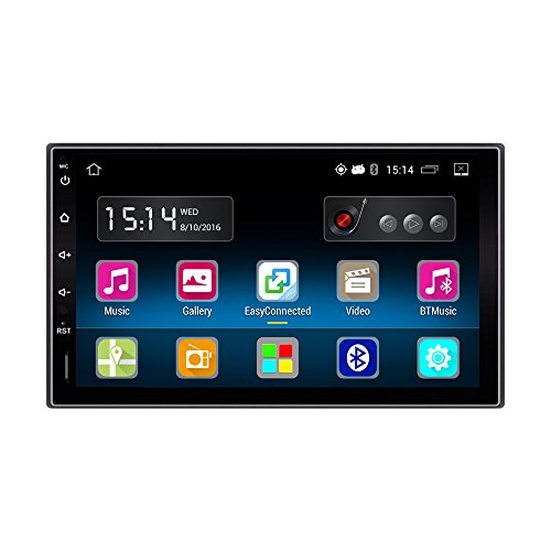 Ezonetronics Android5 1 Indash Touchscreen Navigation