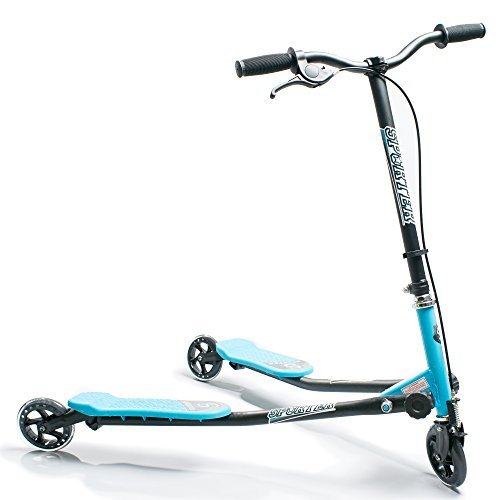 Active Play Toys and Games Sporter 1 Ride On, Blue, One Size