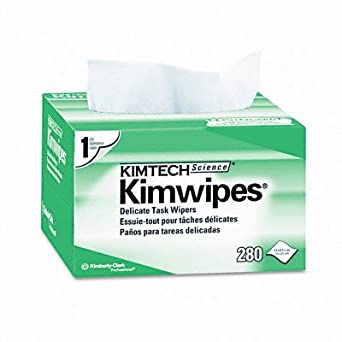 Professional Kimtech Science Kimwipes, 280/Box [Set of 3]