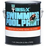 INSL-X PRODUCTS WR1010092-01 Gallon White Water Pool Paint