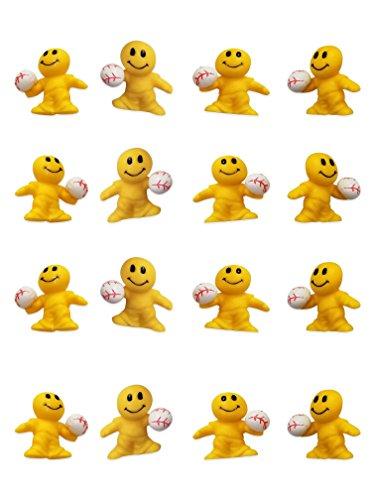 Baseball Mini Party Favors - 16 Pack