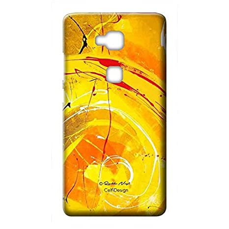 Case by Rouble Nagi - Sun Flower for Honor 5X: Amazon in