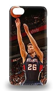 Tpu 3D PC Case For Iphone 5c With NBA Atlanta Hawks Kyle Korver #26 Design ( Custom Picture iPhone 6, iPhone 6 PLUS, iPhone 5, iPhone 5S, iPhone 5C, iPhone 4, iPhone 4S,Galaxy S6,Galaxy S5,Galaxy S4,Galaxy S3,Note 3,iPad Mini-Mini 2,iPad Air )