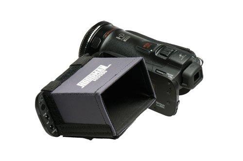 Hoodman HD350 Video Hi-Def 16x9 LCD Camcorder Hood by Hoodman