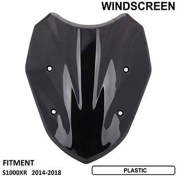 Fastpro Motorrad Windschutzscheiben Windschutz Für B M W S1000xr 2014 2018 Auto