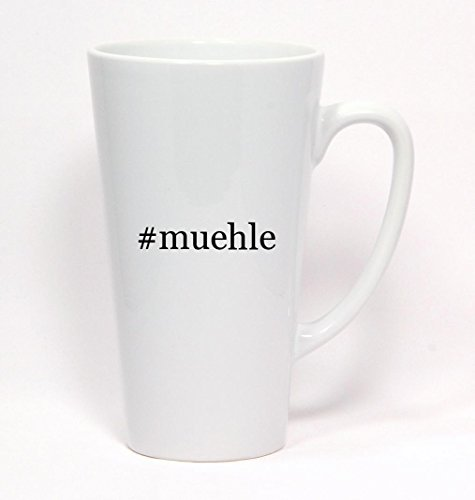 Price comparison product image #muehle - Hashtag Ceramic Latte Mug 17oz