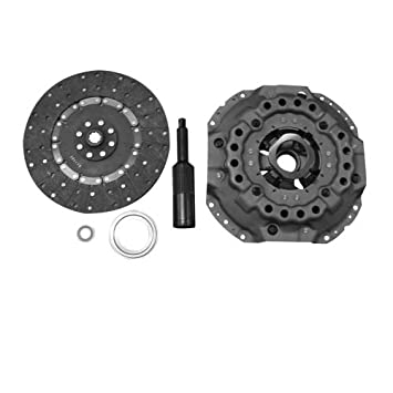 Kit de embrague para Ford New Holland Tractor - 82006027 82006015: Amazon.es: Jardín
