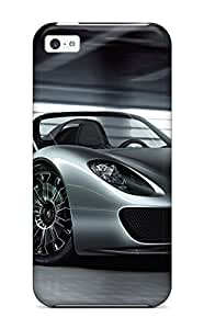 Premium Protection 2011 Porsche 918 Spyder Case Cover For Iphone 5c- Retail Packaging